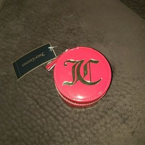 NWT Juicy Couture travel Jewelry box